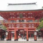 生田神社にはご利益やパワースポットがある?陣内が挙式して有名に?