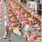 よさこい祭りは高知と札幌で開催?由来は高知の土佐から?