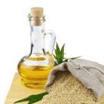 ごま油の効果・効能は健康に好影響?食べれるしうがいもできる?